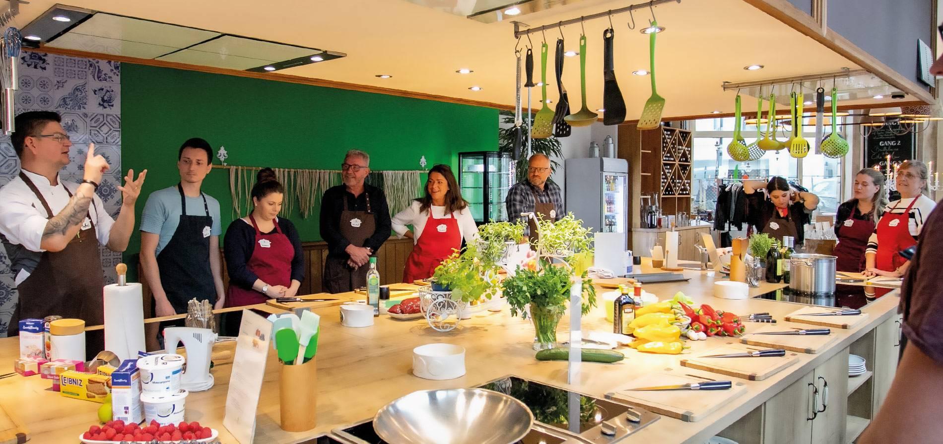Die Kochschule 5